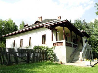 (cod 2717) Casa memorială Mihail Sadoveanu