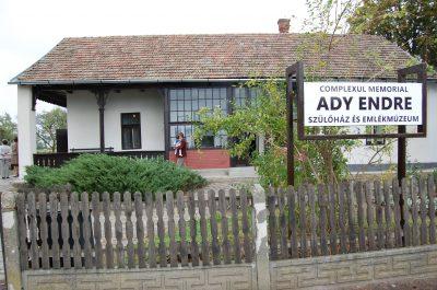 (cod 6031) Casa memoriala Ady Endre