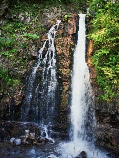 (cod 3714) Cascada Urlătoarea, Bușteni