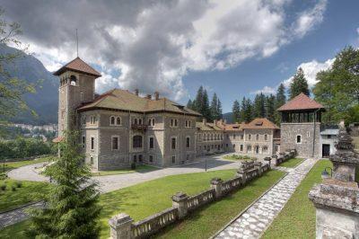 (cod 3716) Castelul Cantacuzino (Buşteni)