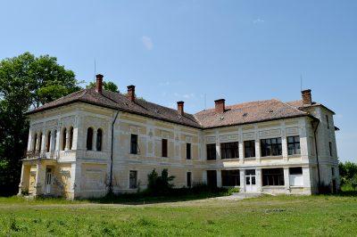 (cod 4848) Castelul Kemény din Jucu de Sus
