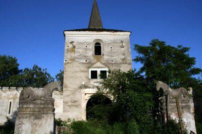(cod 4849) Castelul Kornis din Mănăstirea