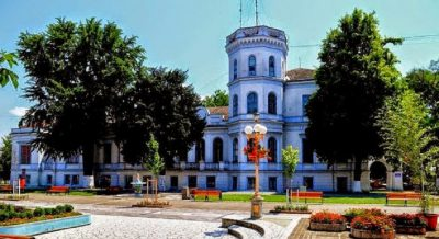 (cod 6107) Castelul Nako din Sînnicolau Mare
