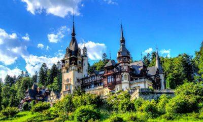 (cod 3384) Castelul  Peleș