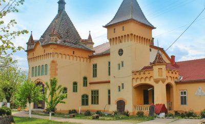 (cod 4406)  Castelul Purgly din Şofronea