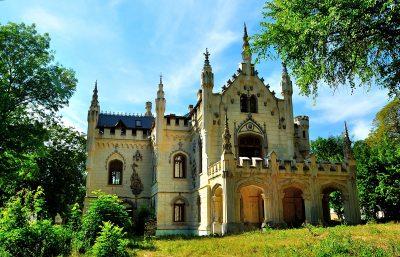 (COD 2039) – Castelul Sturdza din Miclauseni Iasi