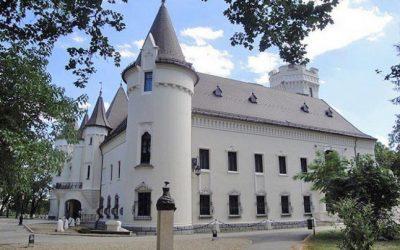 (cod 6001) Castelului Karolyi din Carei