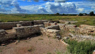 (cod 4851) Castrul roman Potaissa