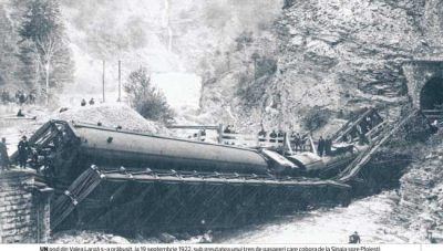 (COD 2040) – Catastrofa feroviara de la Ciurea Iasi