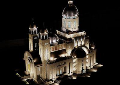 (COD 5423) Catedrala Înălțarea Domnului din Bacău