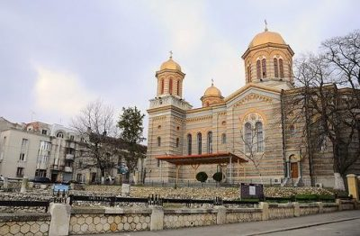 "(cod 5009) Catedrala ""Sfinții Apostoli Petru și Pavel"""