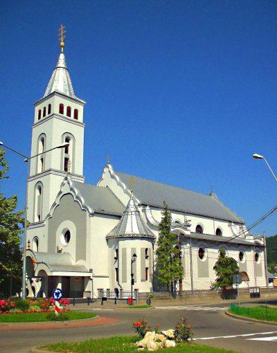 (cod 3148) Catedrala Adormirea Maicii Domnului, Baia Mare