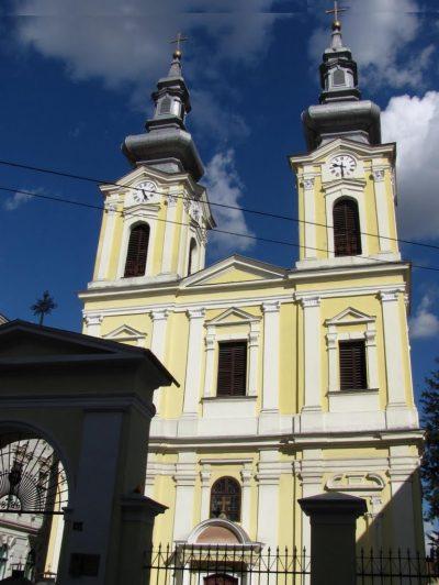 (cod 6109)  Catedrala Ortodoxă Sârbească- Timişoara