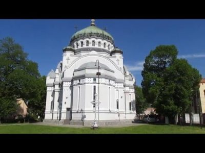 (cod 3860) Catedrala Ortodoxă Sfinții Mihail și Gavril din Mediaș
