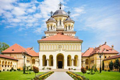 (cod 2301)  Catedrala Reîntregirii Neamului
