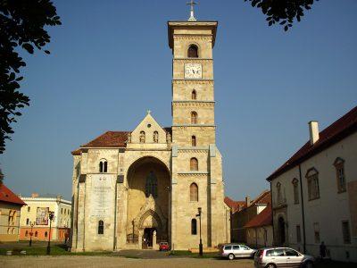 (cod 2302)   Catedrala Romano-Catolică, Alba