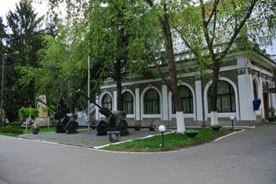 (cod 6101) Cazinoul şi Muzeul Militar din Timişoara
