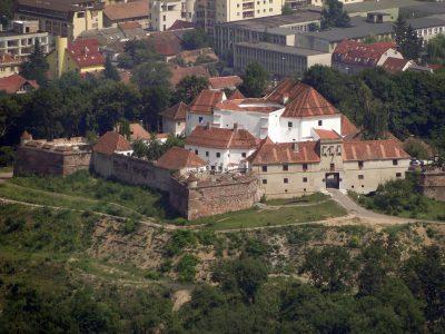 (COD 3331) Cetăţuia  Brasov