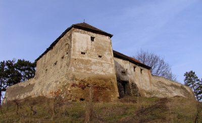 (cod 3397) Cetatea țărănească de la Jimbor