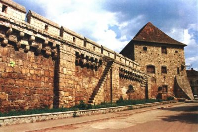 (cod 4858) Cetatea Clujului