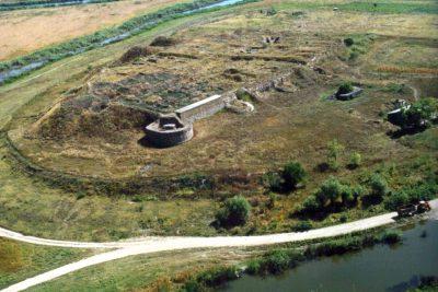 (cod 6648) Cetatea Dinogeția Garvăn