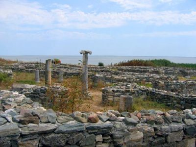 (cod 5013) Cetatea Histria, Istria