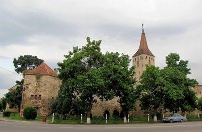 (cod 2309)  Cetatea Medievală Aiud