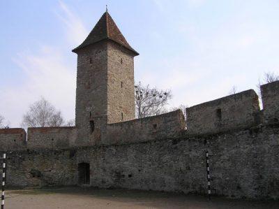 (cod 2310) Cetatea Medievală Sebeș