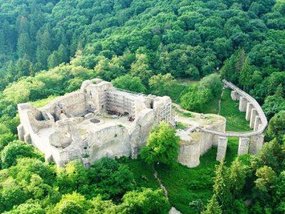 (cod 2711) Cetatea Neamțului