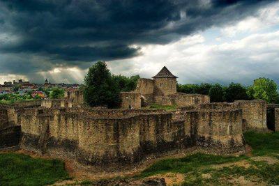 (COD 3012) – Cetatea de Scaun a Sucevei