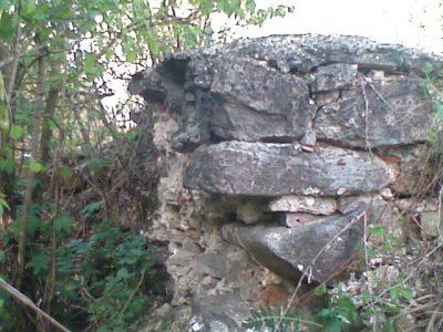 (cod 2754) Cetatea nouă a Romanului
