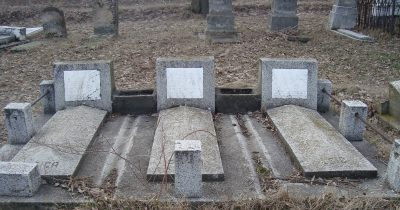 (cod 3659) Cimitirul evreiesc din Panciu