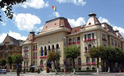 (cod 5929) Clădirea Primăriei Târgu Mureș