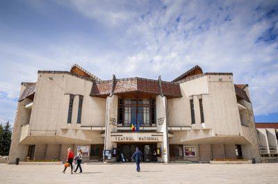 (cod 5930) Clădirea Teatrului Național din Târgu Mureș