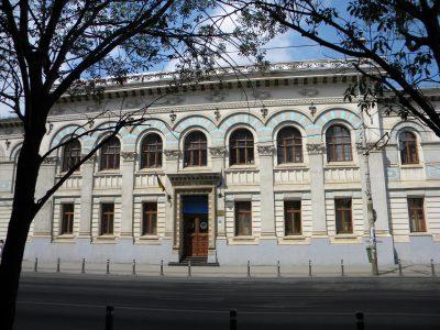 (cod 4103) Colegiul Naţional Gheorghe Lazăr