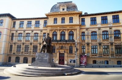 (cod 5524) Colegiul Național Carol I, Craiova