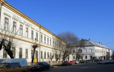 (cod 6056) Colegiul Național Ioan Slavici