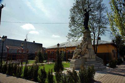 (cod 4104) Comuna Afumați
