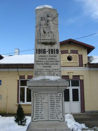 (cod 5526) Comuna Celaru