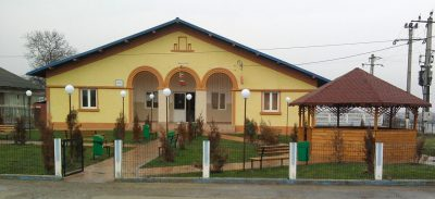 (cod 3726) Comuna Fulga