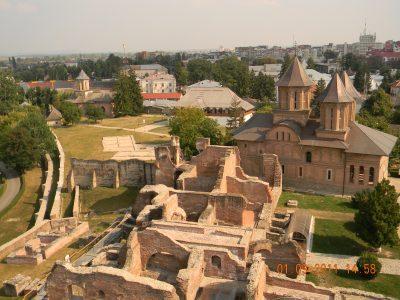(cod 5333) Curtea Domnească din Târgoviște
