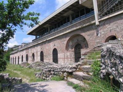 (cod 5017) Edificiul cu Mozaic, Constanța