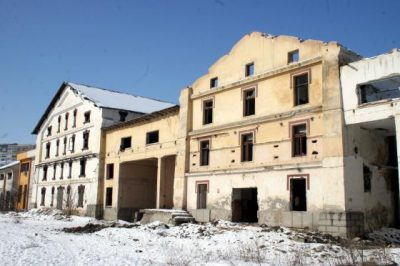 (COD 2045) – Fabrica de Tigarete Iasi