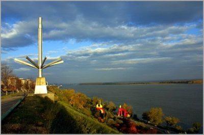 (cod 3926) Faleza Dunării