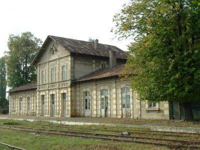 (cod 3623) Gara Odobești