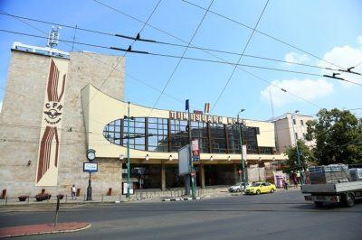 (cod 6114)  Gara de Nord din Timişoara