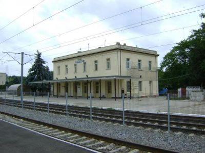 (cod 3565) Gara regală de la Băneasa