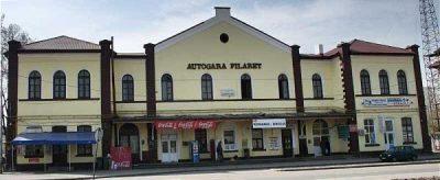 (cod 4108) Gara(Autogara) Filaret București