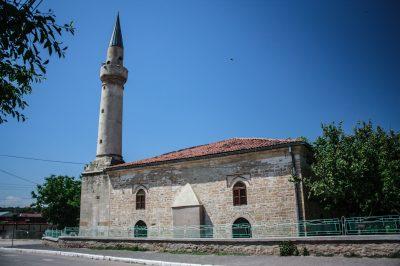 (cod 6658) Geamia Gazi Ali Pașa