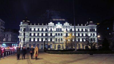 (cod 4112) Grand Hôtel du Boulevard București